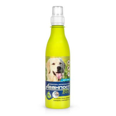 «Аванпост® Bio» шампунь репеллентный для собак