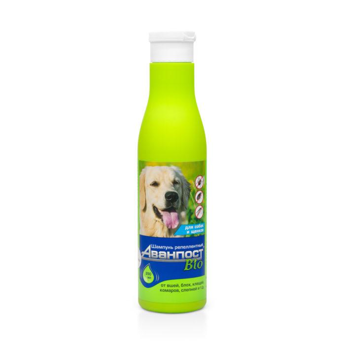 Аванпост® Bio шампунь репеллентный для собак