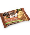 CHOCO DOG® печенье в молочном шоколаде