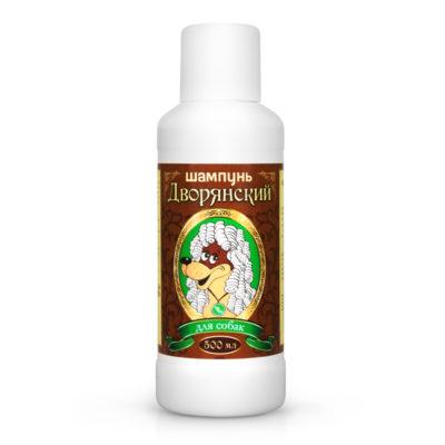 «Дворянский» шампунь для собак