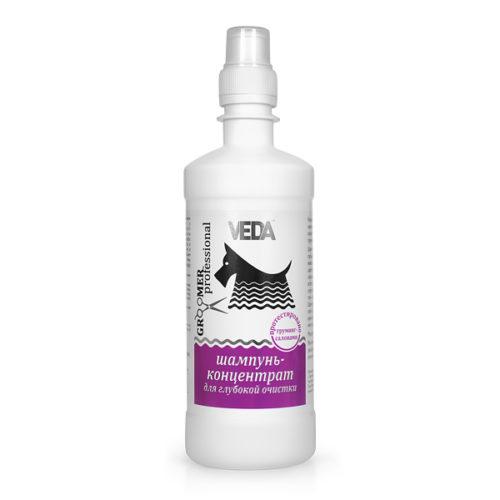 Шампунь-концентрат для глубокой очистки GROOMER professional 500мл