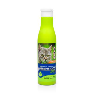 Аванпост® Bio шампунь репеллентный для кошек