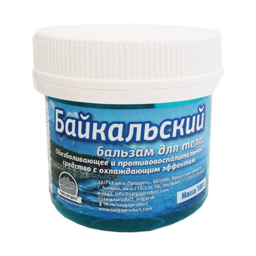 """Бальзам """"Байкальский"""" для тела - обезболивающее и противовоспалительное средство с охлаждающим эффектом. Помогает снять болевой синдром и напряжение, уменьшить отеки и восстановить нарушенные функции суставов."""