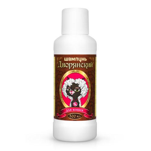 «Дворянский» шампунь для кошек