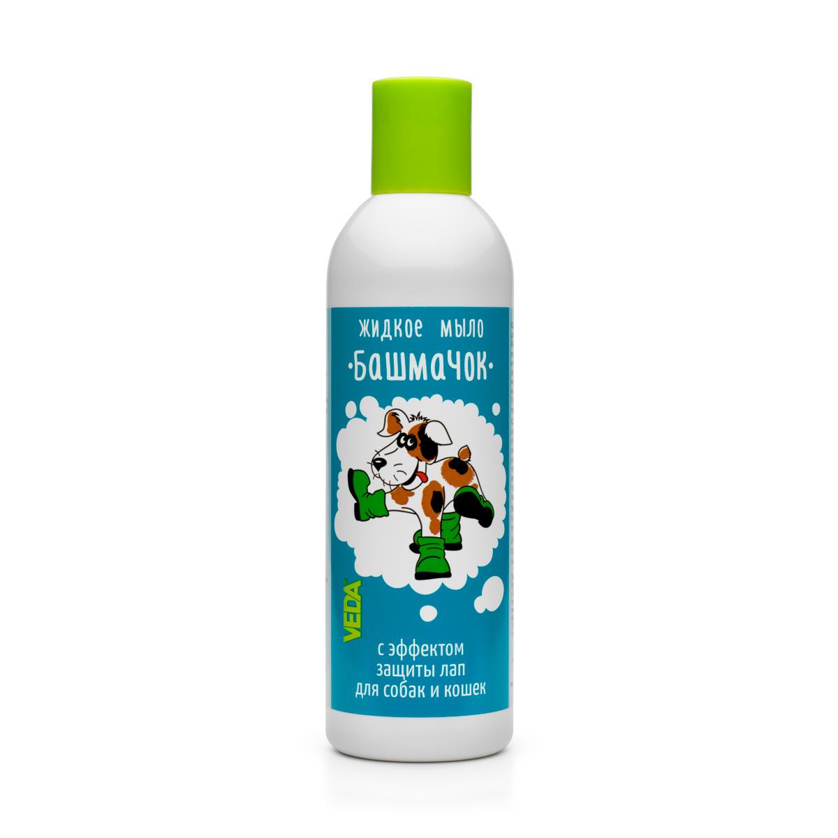БАШМАЧОК жидкое мыло для собак и кошек