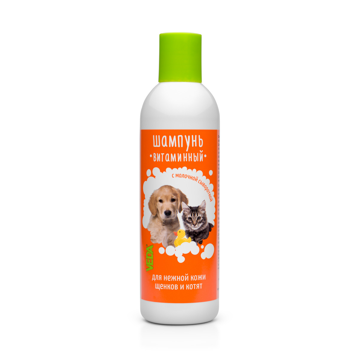 Витаминный шампунь для щенков и котят