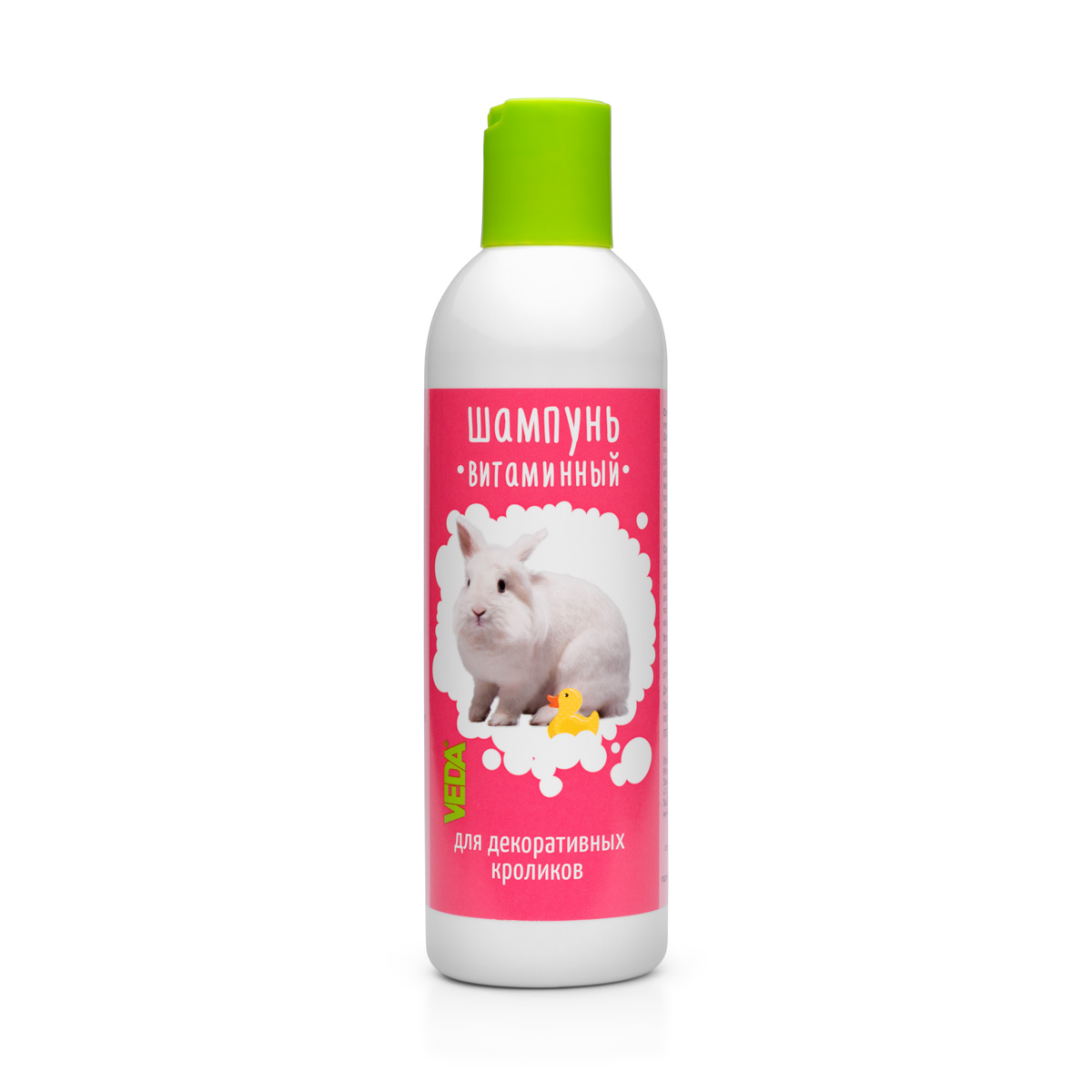 Витаминный шампунь для кроликов