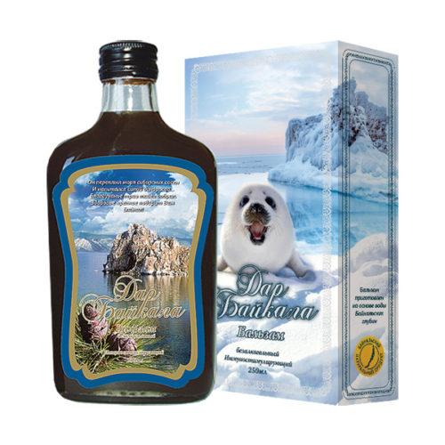 Бальзам безалкогольный Дар Байкала