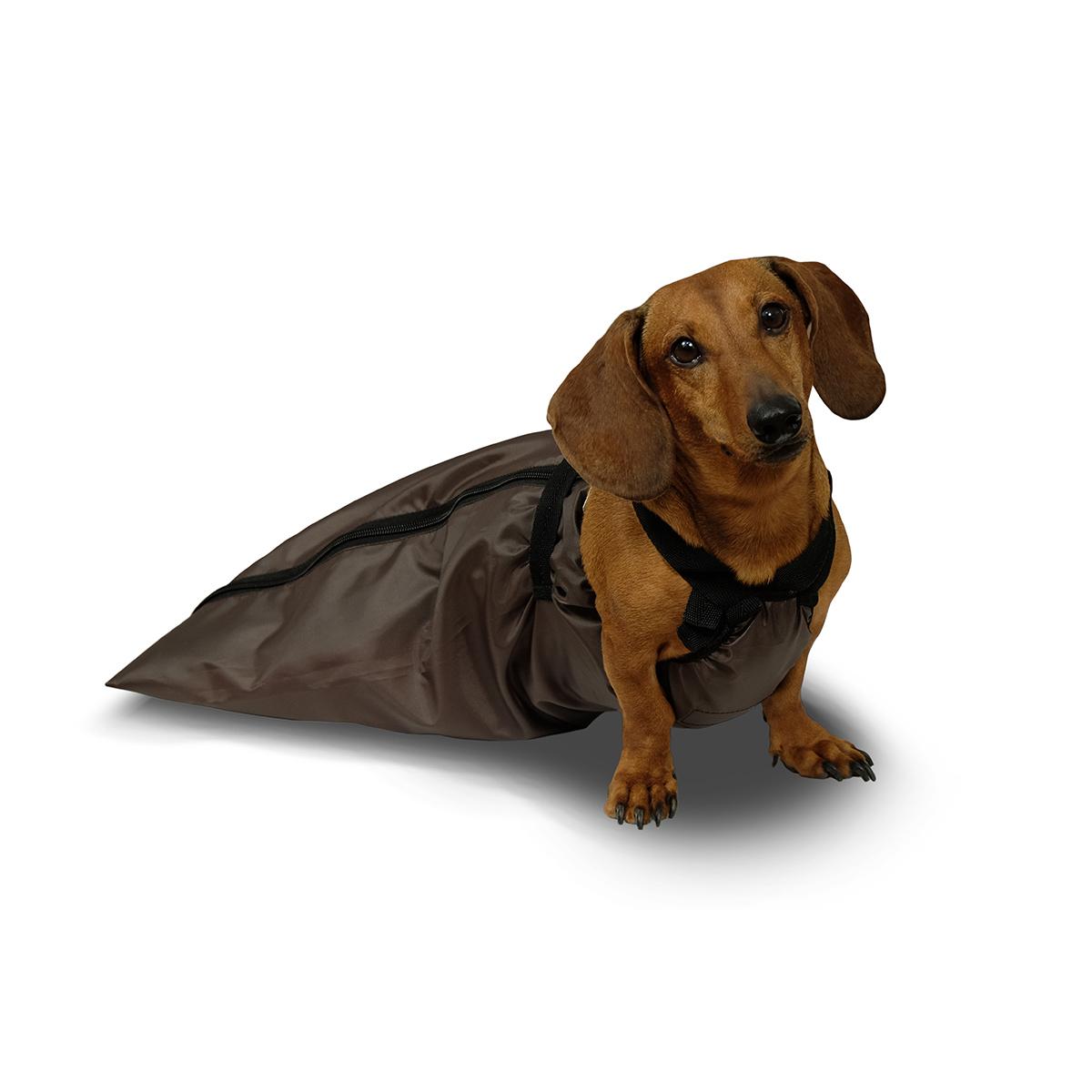 Конверт — ползунки для собак с заболеваниями позвоночника
